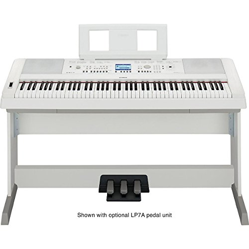Yamaha DGX650WH Digital Piano