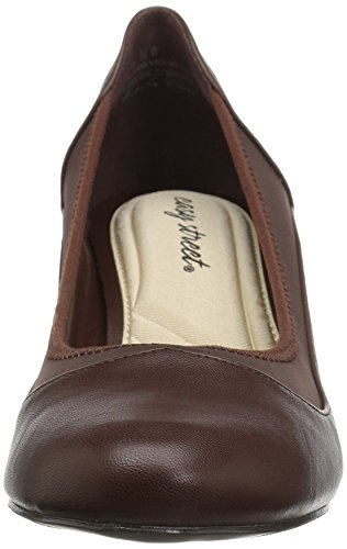 Easy Street Womens Jordan Dress Pump Brown