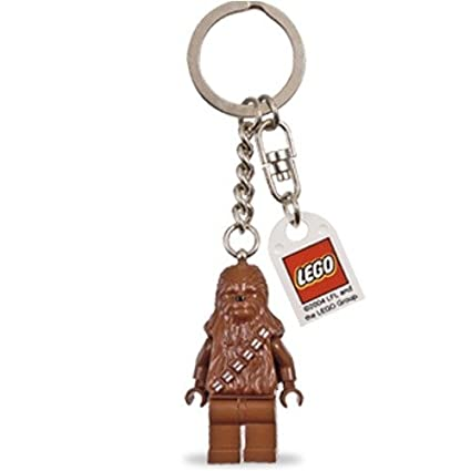 LEGO Chewbacca - Star Wars Key Chain