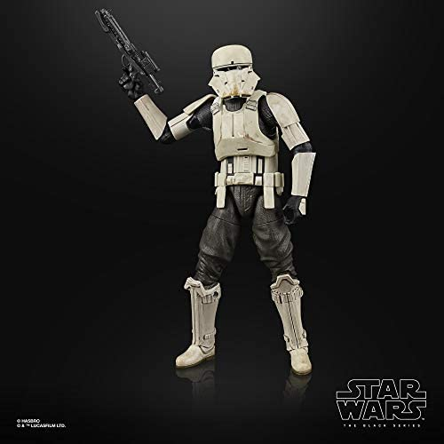 Star Wars The Black Series Archive Imperial Hovertank Driver 6-Inch-Scale Rogue One: A Story Lucasfilm fiftieth Anniversary Figure