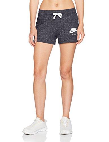 Nike Women's NSW Gym Vintage Short, Anthracite/Sail, Medium