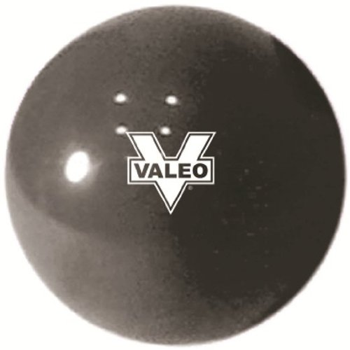 Valeo 10-Pound WFB6  Weighted Fitness Ball With Soft Vinyl Covering And Included Exercise Chart, 5-Inch Diameter
