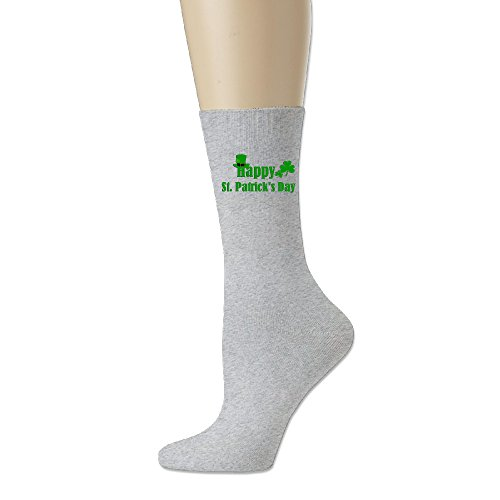 JESUS SAUCEDO Happy St.Patrick's Day Fashion Lightweight Cotton Socks Sock Stockings Hose Sport Crew - Las Mall Vegas Stores Fashion
