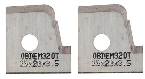 Freud DE32-H Profile Knife Set For Freud DE320-T Door Edge Cutter