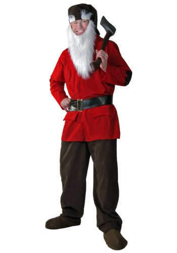 Plus Size Dwarf Costume 5X -