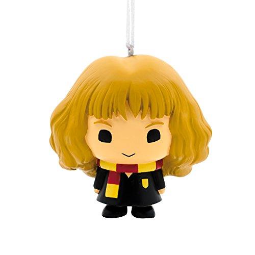 Hallmark Warner Bros. Harry Potter Hermione Granger Christmas Ornaments, Multicolor ()