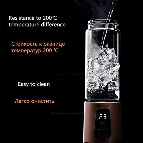 UPSTYLE Portable Électrique Presse-agrumes Mélangeur Automatique Usb Mini Extracteur De Fruits Alimentaire Milkshake Juicer