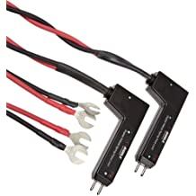 Megger 242011 Series Duplex Test Lead with Helical Spring Point Hand Spikes For Digital Low Resistan