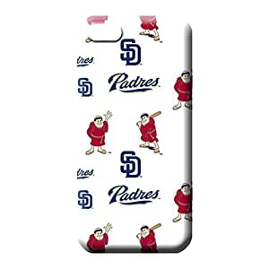 iphone 6plus 6p phone cover shell High Quality Abstact trendy san diego padres mlb baseball