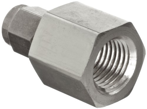 Parker A-Lok 8FSC8N-316 316 Stainless Steel Compression Tube Fitting, Adapter, 1/2