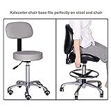 Kaleurrier Chair Stool Base,Office Chair