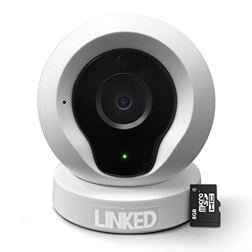 X10 LINKED LQ2 Wireless IP Camera, Baby Monitor and Home Security Cam, 720P HD, P2P Network Camera, Video...