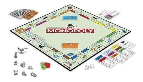 Jogo Monopoly Novo!
