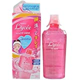 [Japanese Popular Eye Wash Liquid] ROHTO Lycee 450ml, Made in Japan