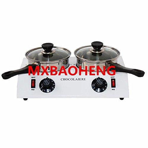 L'utilisation à domicile 2Pot Chocolat Melting Pot Melt machine de qualité supérieure MXBAOHENG