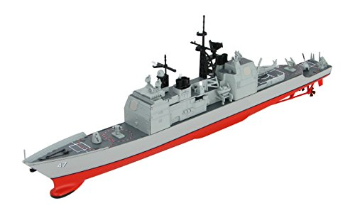 - Hobby Master 1001 US Guided Missile Cruiser Ticonderoga 1980s 1/700 Scale Model