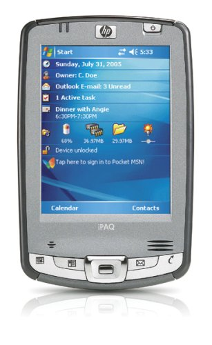 HP iPAQ Pocket PC hx2190b - Handheld - Windows Mobile 5.0 Premium Edition - 3.5