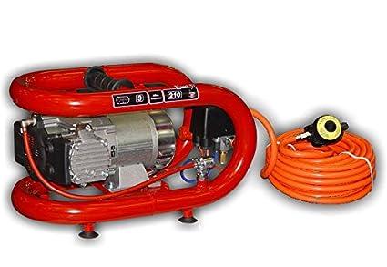 Amazon.com: Nardi Esprit 3T Compresor eléctrico 50 Manguera ...