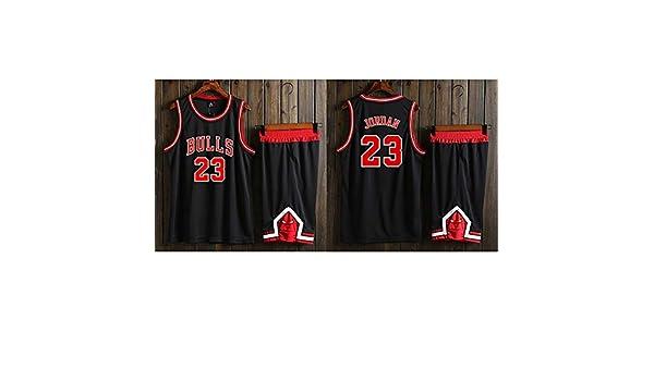 Uniforme de Baloncesto, chándal para Hombre, Bulls 23# Michael ...