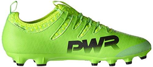 01 Yellow para Gecko Botas 2 Vigor puma Hombre Verde Puma Evopower safety Fútbol Green AG de Black THqUZaw