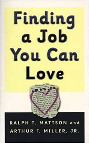 FINDING A JOB YOU CAN LOVE EPUB