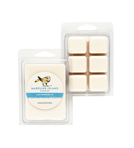 Madeline Island Candles Purity Unscented Soy Wax Melts