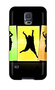 Excellent Design Human Case Cover For Galaxy S5