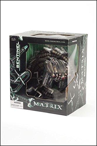 Matrix Deluxe Boxed set Sentinel McFarlane -