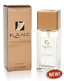 Kane Men's Hawaiian Cologne from Hawaii