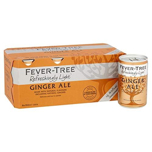 fever tree light ginger beer - 8