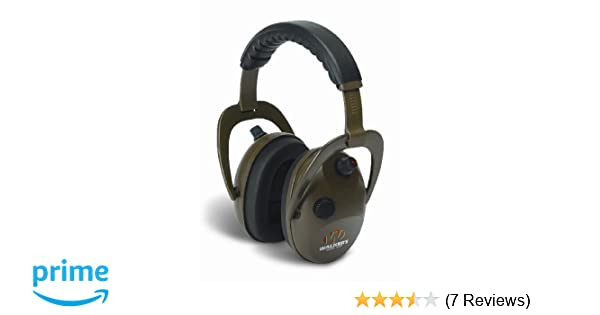 Amazon.com : Walker Alpha Power Muffs with 4 Lens Combo (Multi, Small) : Walker Game Ears Muffs : Sports & Outdoors