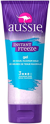 Aussie Instant Freeze Sculpting Gel, 7 oz