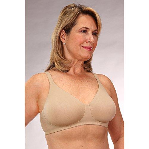 Classique 722 Post Mastectomy Fashion Bra-36B-Beige