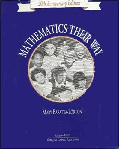 Amazon mathematics their way spiral bound teacher guide plus mathematics their way spiral bound teacher guide plus blackline masters 20th anniversary edition fandeluxe Image collections