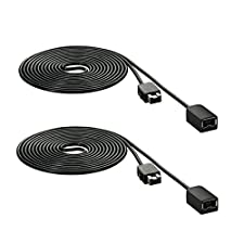 10ft / 3M SNES Classic Mini Extension Cable, Controller Cable Extension Cord for Nintendo Super NES Classic Mini Edition (2017) / NES Classic Mini (2016)-2pcs