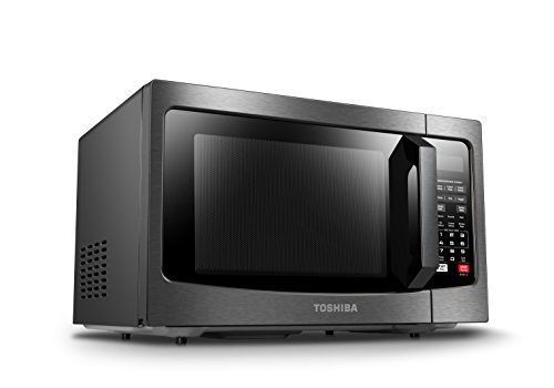 Toshiba Em131a5c Bs Microwave Oven With Smart Sensor Easy