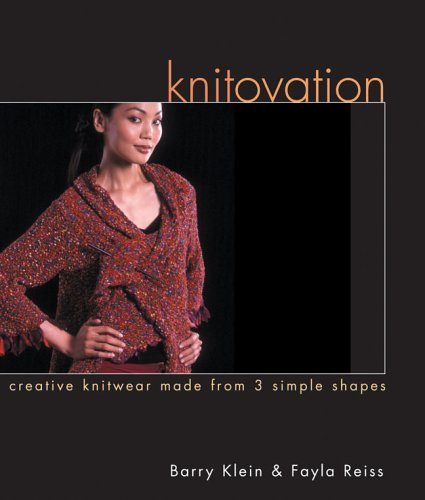 Read Online Knitovation: Creative Knitwear Made from 3 Simple Shapes ebook