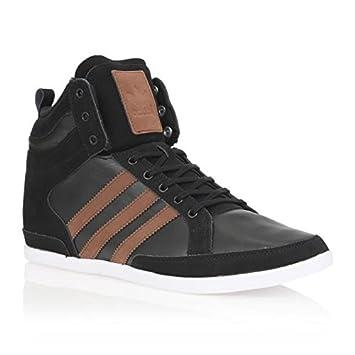 adidas Originals Homme Adi jusqu'à mi NoirMarronBlanc UK