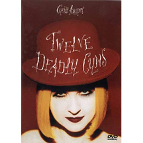DVD : Cyndi Lauper - Cyndi Lauper: Twelve Deadly Cyns...and Then Some (DVD)