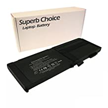 Superb Choice® Battery for Apple MacBook Pro 15-inch A1321 A1286 (only Mid-2009, Mid-2010 Version) MacBookPro5,3