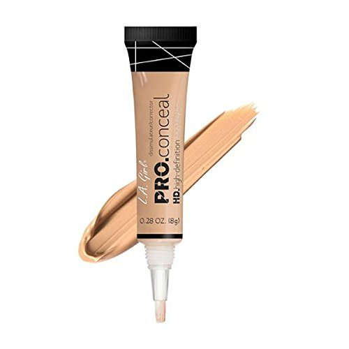 L.A. Girl Pro Conceal HD Concealer,0.28 Ounce (Pure Beige)