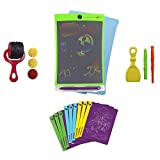 Best Boogie Boards For Kids - Boogie Board Magic Sketch Color LCD Writing Tablet Review