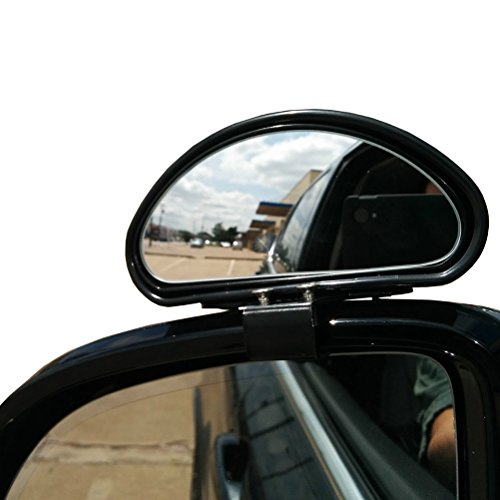 KEEPING 2pcs Universal Car Blind Spot Rear Side Wide Angle View Mirror Vehicle Suv Truck ...