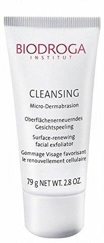 Biodroga Micro-Dermabrasion Surface-Renewing Facial Exfoliator - 2.8 oz