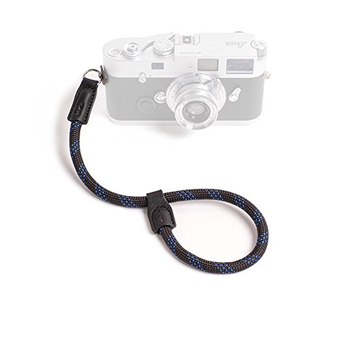 Cam-in Outdoor Series High Strength Climbing Rope Camera Wrist Band Suitable for Round Hole Interface Cameras - Bag Camera Climbing