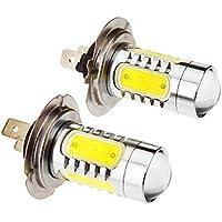 K-NVFA H7 7.5W 5-LED 6000K refrescan la lámpara
