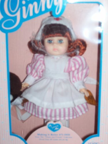 - Vogue Ginny Doll - Making It Better #71-3950 Candy Striper