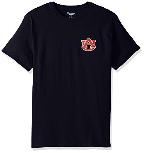 - Champion NCAA Auburn Tigers Team Color University Performance Tee