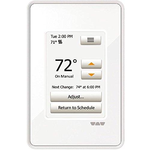 Schluter Dhert102 Bw Ditra Heat Touchscreen Programmable