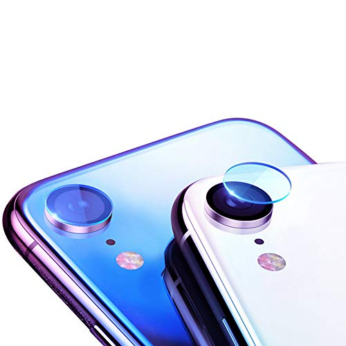 UMFun5PC No hole Tempered Glass Protector Camera Film For iPhone XR 6.1 ()